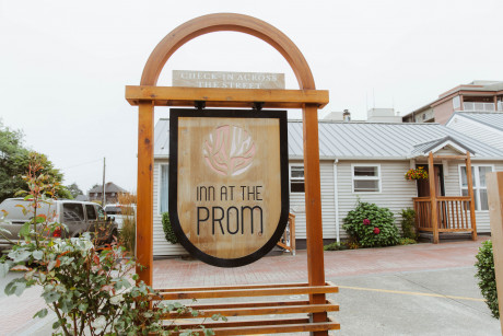Inn at the Prom - Welcome